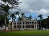'Iolani Palace<br /> Oahu, Hawaii