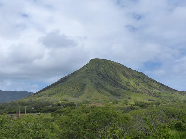 Koko Crater<br /> Oahu, Hawaii