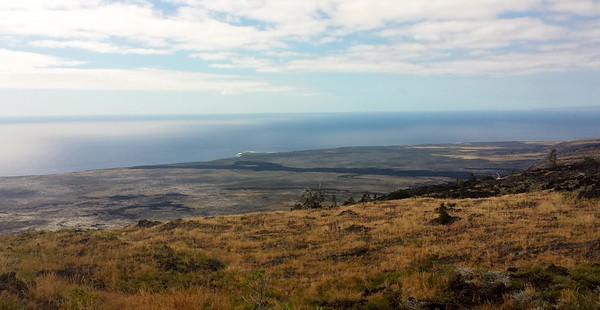 Hawai'i (the Big Island): January 9 - 11, 2015