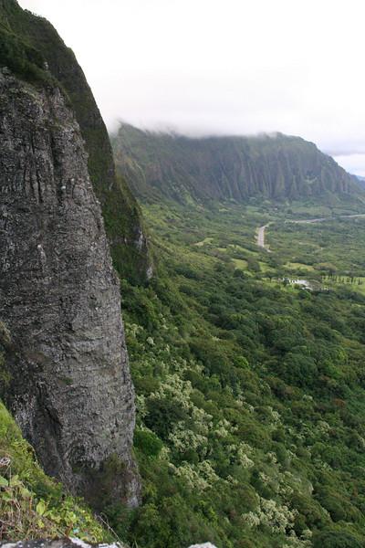 Ko'olau cliffs (pali)