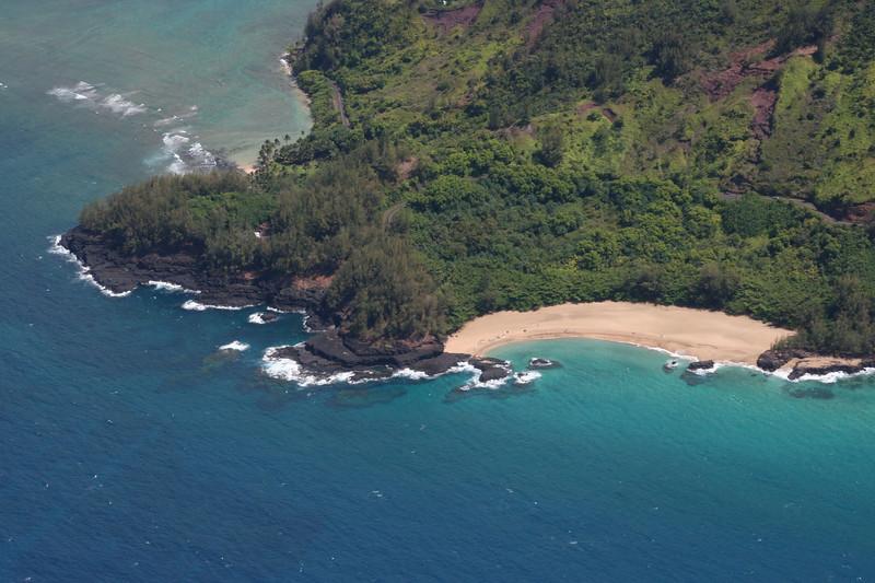 Lumaha'i Beach (where South Pacific movie was filmed)