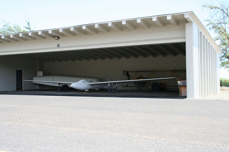 Linne's toys:  1-seater glider