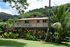 """After a few days at Linne's place we moved to our own spot on the North Shore, <a href=""""http://www.keikibeach.com/index.html""""><span style=""""color:#388E8E;"""">Ke Iki Beach Bungalows</span></a>.   This is a shot or our <a href=""""http://www.keikibeach.com/garden-protea.htm""""><span style=""""color:#388E8E;"""">upstairs studio apartment</span></a>"""