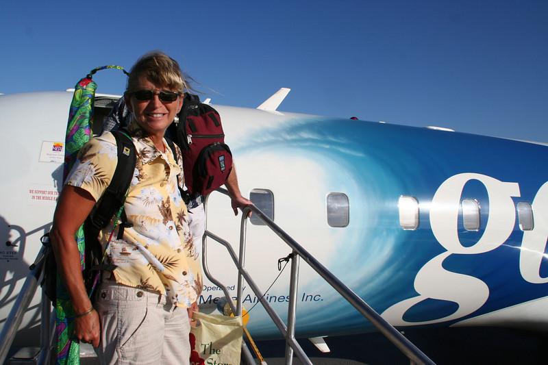 Go! Airlines to Kauai