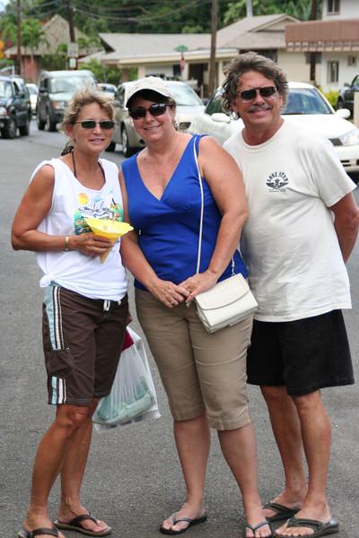 Becky, Patti, & Linne'