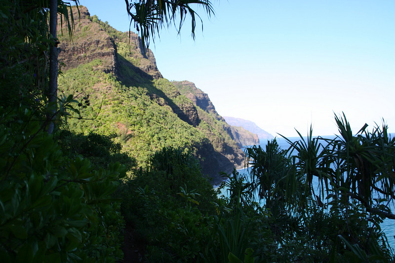 Kalalau Trail, Na Pali coast