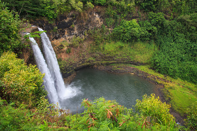 Wailua Waterfalls