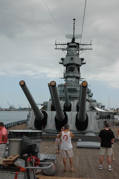 Pearl Harbor  <br /> USS Missouri