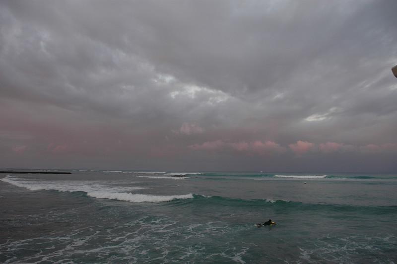 Sunrise Waikiki