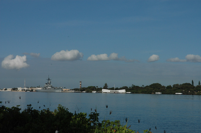 Pearl Harbor <br /> USS Arizona Memorial