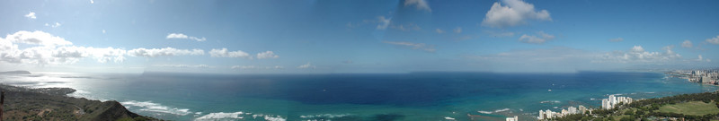Diamond Head  <br /> Paranomic View