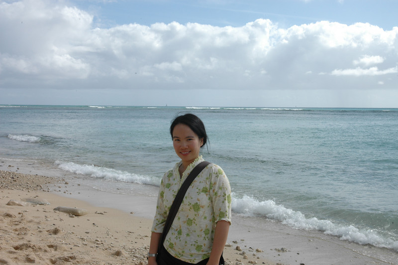 Beach Walk at Wakiki