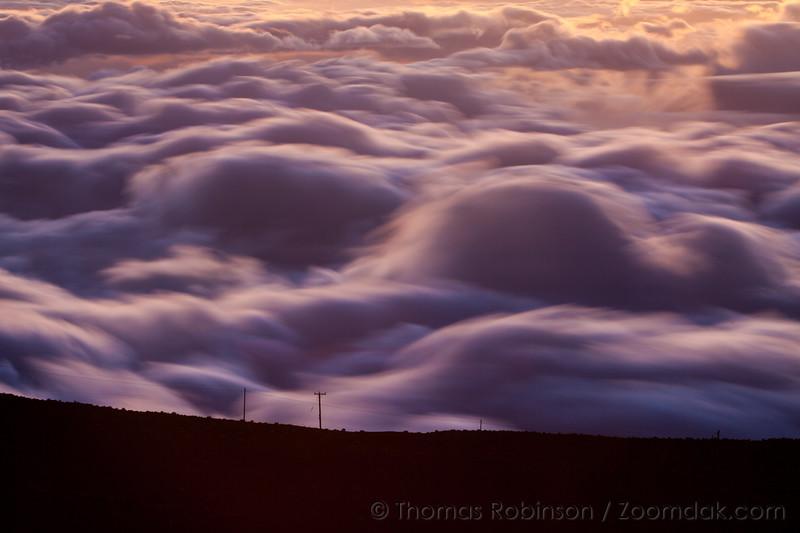 Clouds Roll