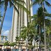 Waikiki in Honolulu, Hawaii<br /> August  21, 2015