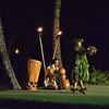 The story of Pele, the Fire Goddess, and her sister Hi'iaka is presented in a series of hula kahiko.