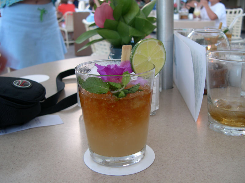Without question, the finest Mai Tai in all of the islands!