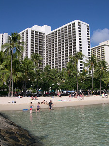 The Waikiki Marriott