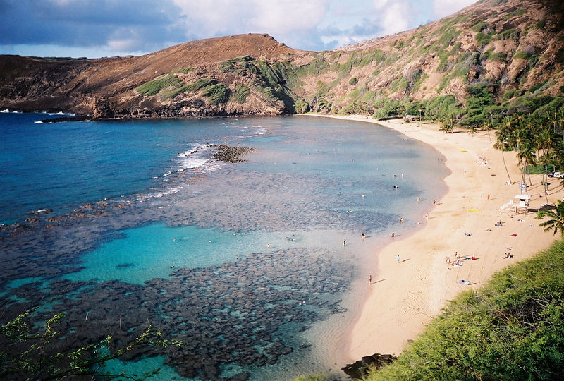 Honauma Bay Nature Preserve