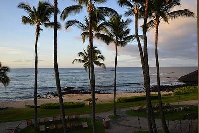 Room view while on Kauai.