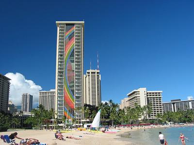 Hotels at Waikiki
