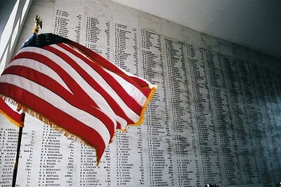 017-Pearl Harbor Flag