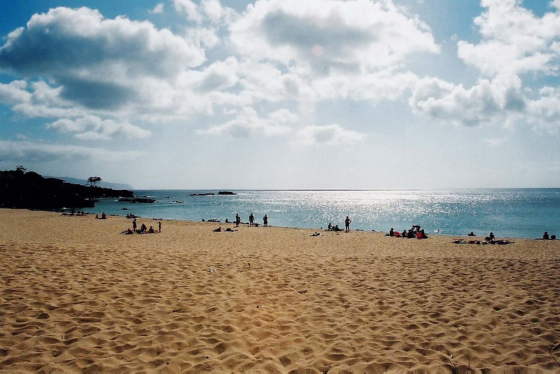 009-Waimea Beach