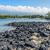 Another Historical Park, Kaloko-Honokohau National Park is famous for having many sea turtles resting on the beach..