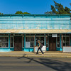 The town of Hawi, on the northern coast of the Big Island has an old Hawaii feel to it.  This is Paniolo (Hawaiin cowboy) country.