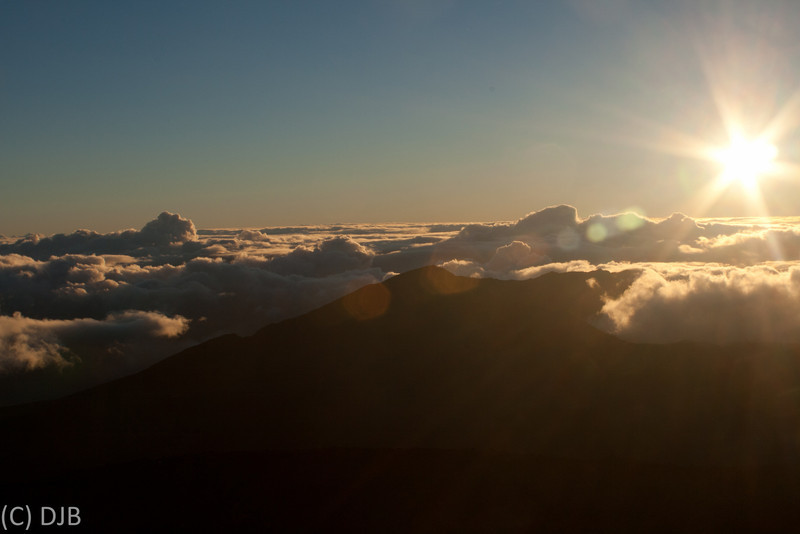 Haleakala National Park, Maui, HI. Digital Capture. Image Copyright 2012 by DJB.  All RIghts Reserved.