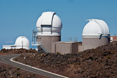 An observatory on Mars...