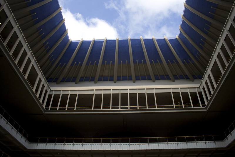 "State Capitol ""Rotunda"", Honolulu, HI. <br /> Image Copyright 2011 by DJB.  All Rights Reserved."