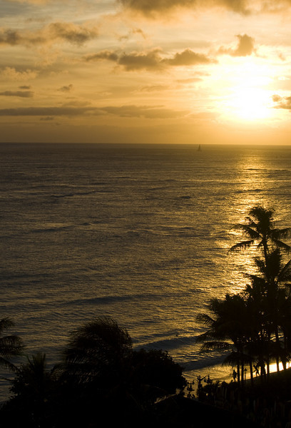 Honolulu, HI. <br /> Image Copyright 2011 by DJB.  All Rights Reserved.