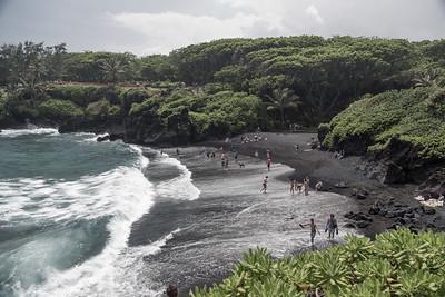 Hawaii: Maui (Road to Hana)