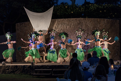 Hawaii: Maui (Grand Wailea Luau)