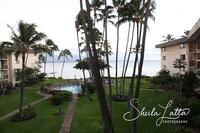our view from the lanai