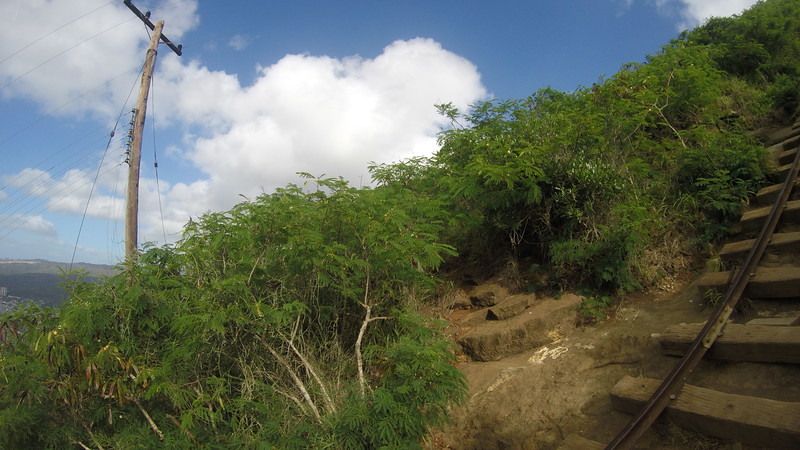 Koko Head Crater Trail