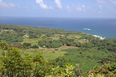 Views along the Road to Hana