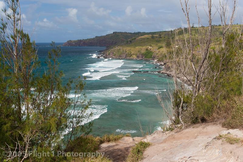 Northwest Maui near Nakalele Point