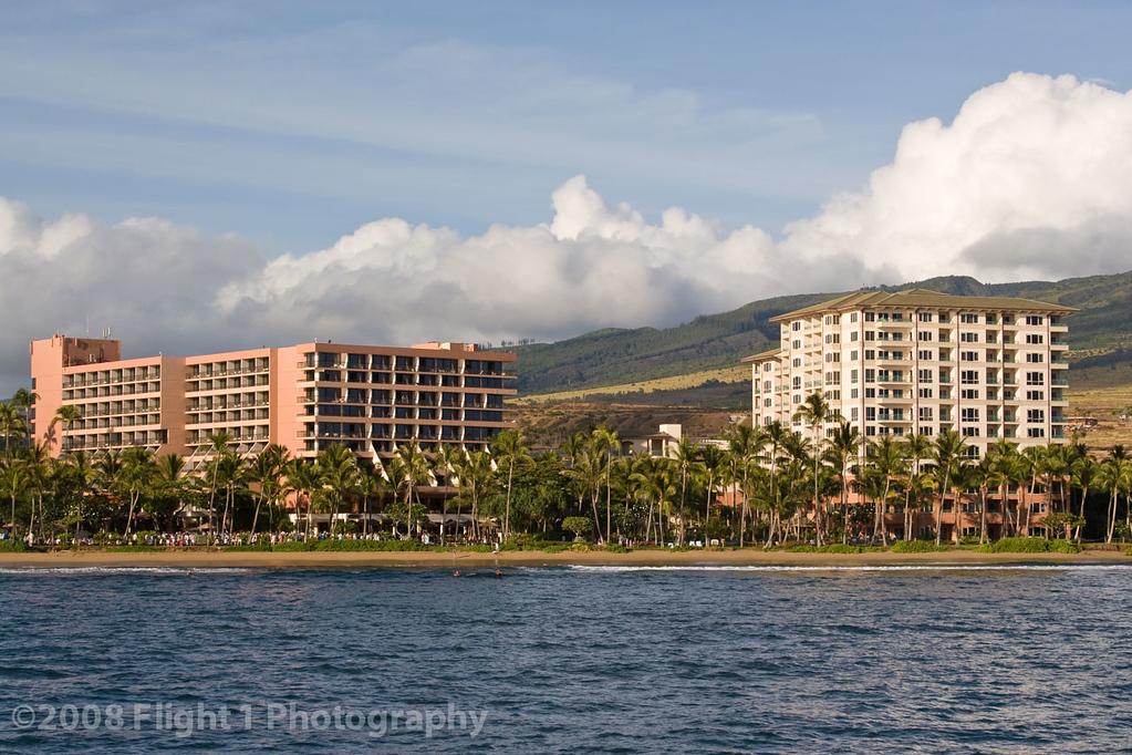 Marriott Maui Ocean Club on Kaanapali Beach