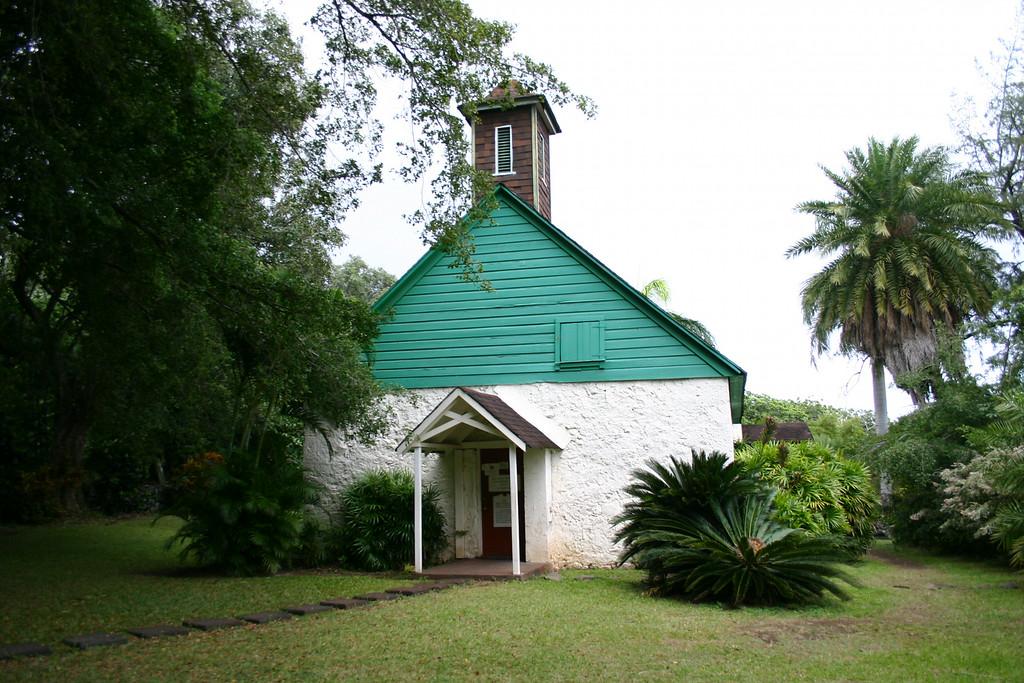 Palapala Ho'omau Church (Lindbergh's Gravesite)