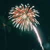 Fireworks at King's Jubilee - Hilton Hawaiian Village - Honolulu, O'ahu, Hawaii - April 23-29, 2003