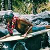 Sculpture at Waikiki Beach - Honolulu, O'ahu, Hawaii - April 23-29, 2003