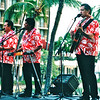 Local Music - Nature's Sunshine's Closing Luau - Hilton Hawaiian Village - Honolulu, O'ahu, Hawaii - April 23-29, 2003