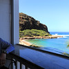 2021-05-13_44_Papaoneone Beach_Makaha Cabanas view_Tony.JPG<br /> <br /> Breakfast view from our condo