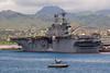 Amphibious Assault Ship USS Bonhomme Richard (LHD 6)