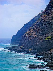 Makapu'U Point Lighthouse