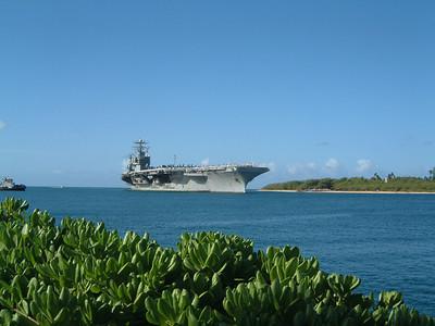 USS Abraham Lincoln