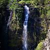 One of Kauai's better known waterfalls.