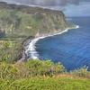 Waipio Valley from lookout, Big Island
