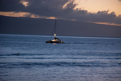 Shot from Kimos in Lahaina